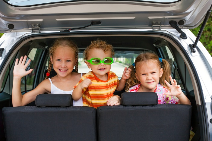 travel games with kids while driving