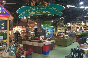 Tropical Fruit World Cafe and Gift Shop