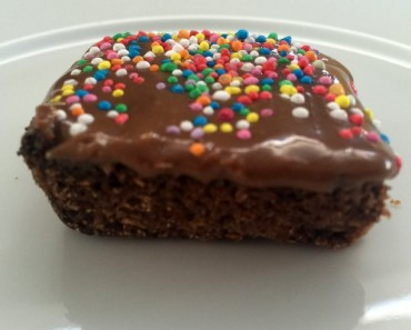chocolate weetbix slice recipe